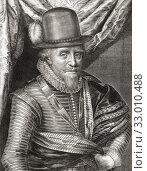 Купить «Maurice of Orange, 1567-1625. Stadtholder of all the provinces of the Dutch Republic except for Friesland.», фото № 33010488, снято 7 июля 2019 г. (c) age Fotostock / Фотобанк Лори