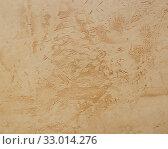 Фон и текстура грубой фактурной штукатурки на стене. Стоковое фото, фотограф Sergei Gorin / Фотобанк Лори