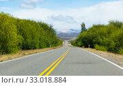 Купить «Views of Lago Buenos Aires, Patagonia, Argentina», фото № 33018884, снято 30 января 2017 г. (c) Яков Филимонов / Фотобанк Лори