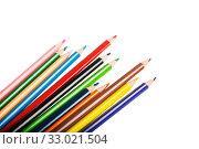 Color pencils. Стоковое фото, фотограф Юлия Бабкина / Фотобанк Лори
