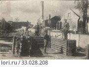 Купить «Слоним в дни освобождения. 20.07.1944», фото № 33028208, снято 13 июля 2020 г. (c) Retro / Фотобанк Лори