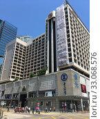 Купить «Sheraton Hong Kong Hotel», фото № 33068576, снято 20 сентября 2019 г. (c) Александр Подшивалов / Фотобанк Лори