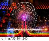 Купить «Paradigm of Human Technology», фото № 33104240, снято 6 июля 2020 г. (c) PantherMedia / Фотобанк Лори