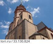Nikolaikirche Leipzig. Стоковое фото, фотограф Claudio Divizia / PantherMedia / Фотобанк Лори