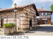 Купить «Church of St. Theodore in Nessebar», фото № 33131716, снято 26 июня 2019 г. (c) Юлия Бабкина / Фотобанк Лори