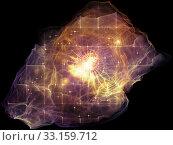 Купить «Paradigm of Mind Particle», фото № 33159712, снято 6 июля 2020 г. (c) PantherMedia / Фотобанк Лори