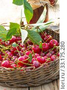 Купить «cherry», фото № 33175280, снято 27 мая 2020 г. (c) PantherMedia / Фотобанк Лори
