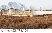 Купить «teleport satellite communications», фото № 33178100, снято 9 июля 2020 г. (c) PantherMedia / Фотобанк Лори