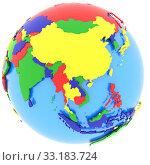 Купить «Asia on Earth», фото № 33183724, снято 25 мая 2020 г. (c) PantherMedia / Фотобанк Лори