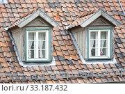 Купить «truss in quedlinburg,harz», фото № 33187432, снято 25 февраля 2020 г. (c) PantherMedia / Фотобанк Лори