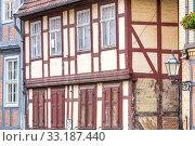 Купить «truss in quedlinburg,harz», фото № 33187440, снято 25 февраля 2020 г. (c) PantherMedia / Фотобанк Лори
