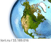 Купить «North America», фото № 33189016, снято 25 мая 2020 г. (c) PantherMedia / Фотобанк Лори