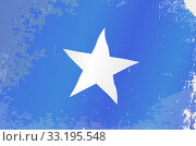 Somalia Flag Grunge. Стоковое фото, фотограф Alan Cotton / PantherMedia / Фотобанк Лори