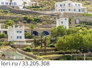 Купить «Ornos, Mykonos, Greece», фото № 33205308, снято 3 апреля 2020 г. (c) PantherMedia / Фотобанк Лори