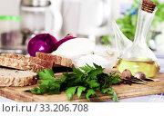 Купить «Image of different freshness food», фото № 33206708, снято 29 февраля 2020 г. (c) Татьяна Яцевич / Фотобанк Лори