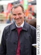 Hamburg, Germany, Dr. Andreas Jacobs, entrepreneur (2019 год). Редакционное фото, агентство Caro Photoagency / Фотобанк Лори