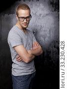Купить «Good looking metrosexual gay men», фото № 33230428, снято 5 апреля 2020 г. (c) PantherMedia / Фотобанк Лори