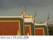 Купить «THAILAND BANGKOK WAT RATCHANATDARAM GOLDEN MOUNT», фото № 33232208, снято 2 июля 2020 г. (c) PantherMedia / Фотобанк Лори