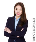 Купить «Asian businesswoman», фото № 33244308, снято 8 апреля 2020 г. (c) PantherMedia / Фотобанк Лори
