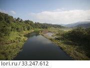 THAILAND KANCHANABURI SANGKHLABURI LAKE. Стоковое фото, фотограф ursa lexander flueler / PantherMedia / Фотобанк Лори