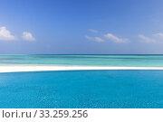 Купить «Maldives Island in Lhaviyani Atoll», фото № 33259256, снято 5 июля 2020 г. (c) PantherMedia / Фотобанк Лори