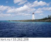Купить «Lighthouse on Paradise Island, Bahamas», фото № 33262208, снято 3 апреля 2020 г. (c) PantherMedia / Фотобанк Лори
