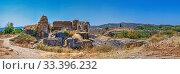 Купить «Miletus Ancient City in Turkey», фото № 33396232, снято 20 июля 2019 г. (c) Sergii Zarev / Фотобанк Лори