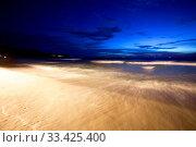 Tropical night at the beach.Thailand. Стоковое фото, фотограф Zoonar.com/Dmitry Kushch / age Fotostock / Фотобанк Лори