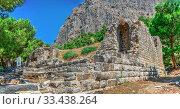 Купить «Ancient city Priene in Turkey», фото № 33438264, снято 20 июля 2019 г. (c) Sergii Zarev / Фотобанк Лори