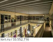 Купить «Pharmaceutical Museum, interior, Matanzas, Matanzas Province, Cuba.», фото № 33552716, снято 22 марта 2019 г. (c) age Fotostock / Фотобанк Лори
