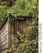 Купить «Radio Rebelde Broadcasting Station, Comandancia de la Plata, Sierra Maestra, Granma Province, Cuba.», фото № 33553616, снято 21 апреля 2019 г. (c) age Fotostock / Фотобанк Лори
