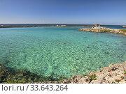 Купить «Beautiful Caribbean sea at exquisite Caleta Buena, Playa Giron, Cuba.», фото № 33643264, снято 14 марта 2020 г. (c) age Fotostock / Фотобанк Лори