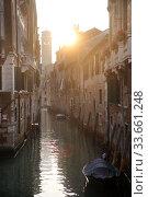 Venice, Italy, City View (2016 год). Редакционное фото, агентство Caro Photoagency / Фотобанк Лори