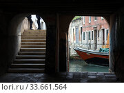 Купить «Venice, Italy, City View», фото № 33661564, снято 18 ноября 2016 г. (c) Caro Photoagency / Фотобанк Лори