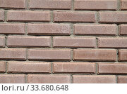 Element from bricklaying. Стоковое фото, фотограф Демьянович Вадим / Фотобанк Лори