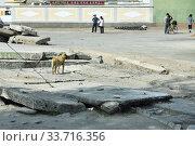 Купить «North Korea. Kaesong», фото № 33716356, снято 5 мая 2019 г. (c) Знаменский Олег / Фотобанк Лори