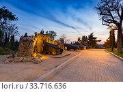 Малахов курган (2019 год). Редакционное фото, фотограф Андрей Мигелев / Фотобанк Лори
