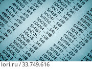 Купить «Financial Data Concept with Numbers, Spreadsheet Bank Accounts Accounting, Concept for Financial Fraud Investigation, Audit and Analysis, Balance Sheet, Numbers Background, Stock Market Quotes», фото № 33749616, снято 25 мая 2020 г. (c) age Fotostock / Фотобанк Лори