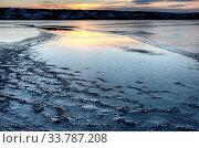 Купить «Buffalo Pound Lake Saskatchewan Canada ice design», фото № 33787208, снято 1 июня 2020 г. (c) age Fotostock / Фотобанк Лори