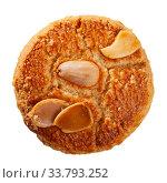 Almond cookie. Стоковое фото, фотограф Яков Филимонов / Фотобанк Лори