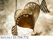 Wedding rings in the heart (2018 год). Редакционное фото, фотограф Ольга / Фотобанк Лори