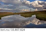 Купить «Prairie Scene Saskatchewan summer crop harvest Canada», фото № 33807824, снято 1 июня 2020 г. (c) age Fotostock / Фотобанк Лори