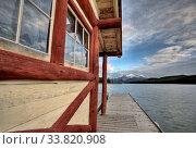 Купить «Maligne Lake Jasper Alberta scenic view beauty», фото № 33820908, снято 11 июля 2020 г. (c) age Fotostock / Фотобанк Лори