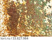 Купить «Rusty metal texture as background», фото № 33827984, снято 25 августа 2019 г. (c) FotograFF / Фотобанк Лори