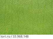 Green background wallpaper texture. Стоковое фото, фотограф Nataliia Zhekova / Фотобанк Лори