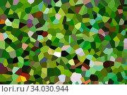 Купить «contemporary creative geometric abstract background», фото № 34030944, снято 29 октября 2019 г. (c) Nataliia Zhekova / Фотобанк Лори