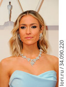 Kristin Cavallari at the 92nd Academy Awards held at the Dolby Theatre in Hollywood, USA on February 9, 2020. Стоковое фото, фотограф Zoonar.com/Lumeimages / age Fotostock / Фотобанк Лори