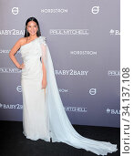 Olivia Munn at the 2019 Baby2Baby Gala Presented By Paul Mitchell held at the 3LABS in Culver City, USA on November 9, 2019. Стоковое фото, фотограф Zoonar.com/Lumeimages.com / age Fotostock / Фотобанк Лори