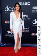 Priyanka Chopra at the 2019 Billboard Music Awards held at the MGM Grand Garden Arena in Las Vegas, USA on May 1, 2019. Стоковое фото, фотограф Zoonar.com/Lumeimages.com / age Fotostock / Фотобанк Лори