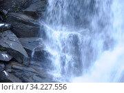 Krimml, wasserfall, wasserfälle, krimmler, krimmler wasserfälle, österreich, alpen, gebirge, wasser, bach, kaskade, sehenswürdigkeit, sehenswert, naturwunder, natur, landschaft. Стоковое фото, фотограф Zoonar.com/Volker Rauch / easy Fotostock / Фотобанк Лори
